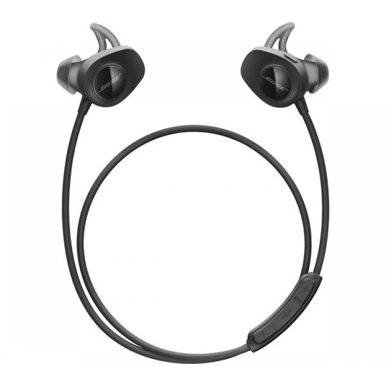 Bose® SoundSport Wireless (preto)